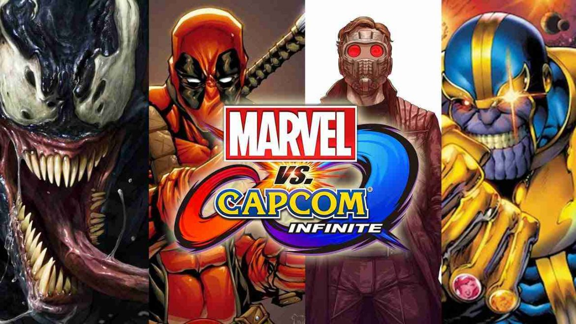 download game Marvel vs. Capcom: Infinite crack