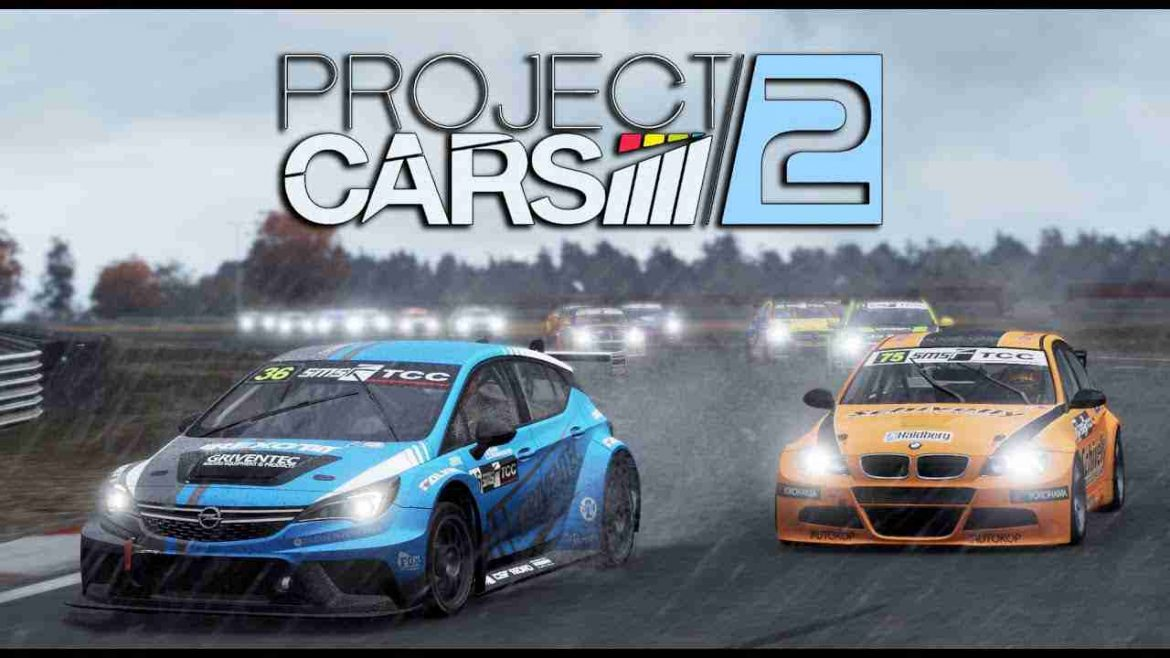 download game Project CARS 2 crack