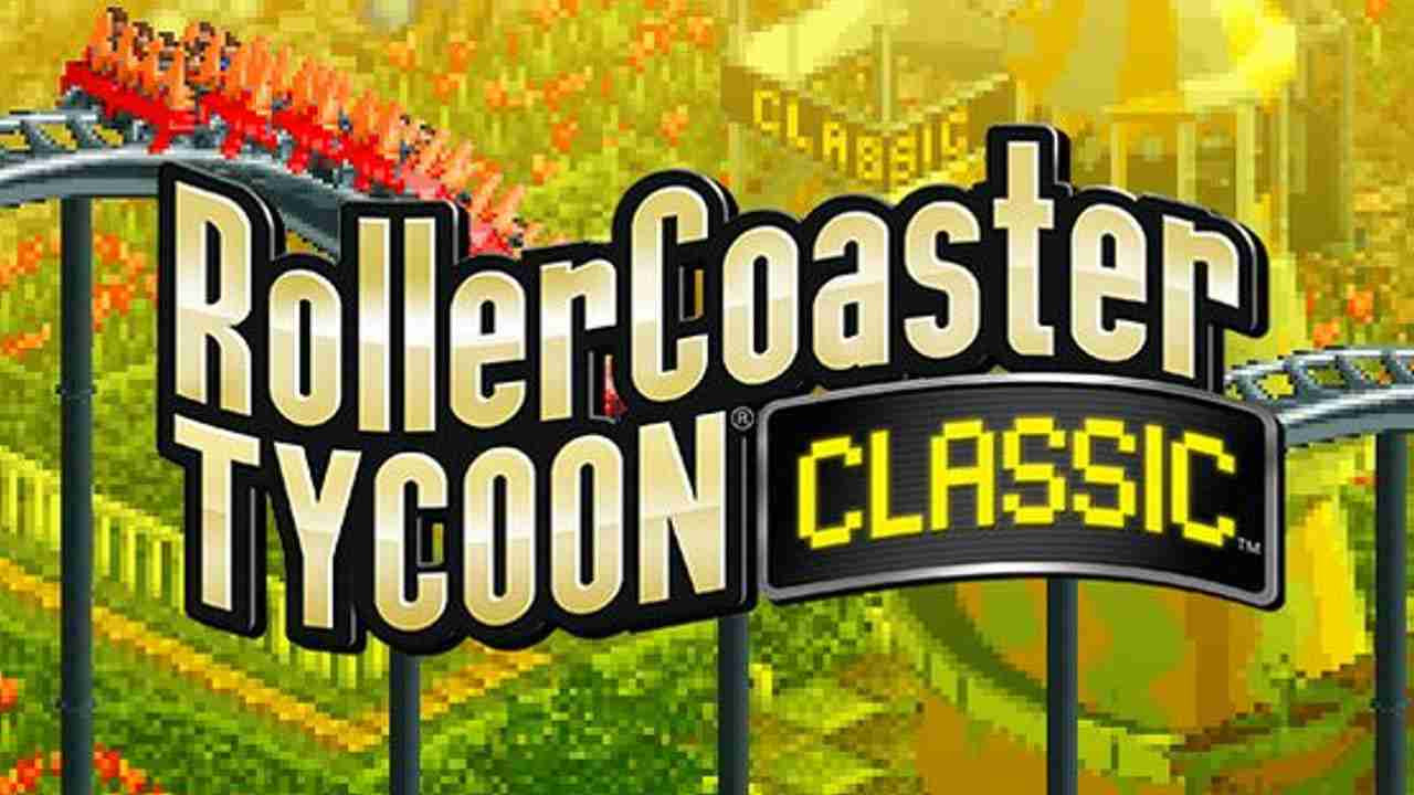 download game RollerCoaster Tycoon Classic crack