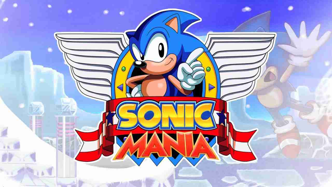 download game Sonic Mania crack