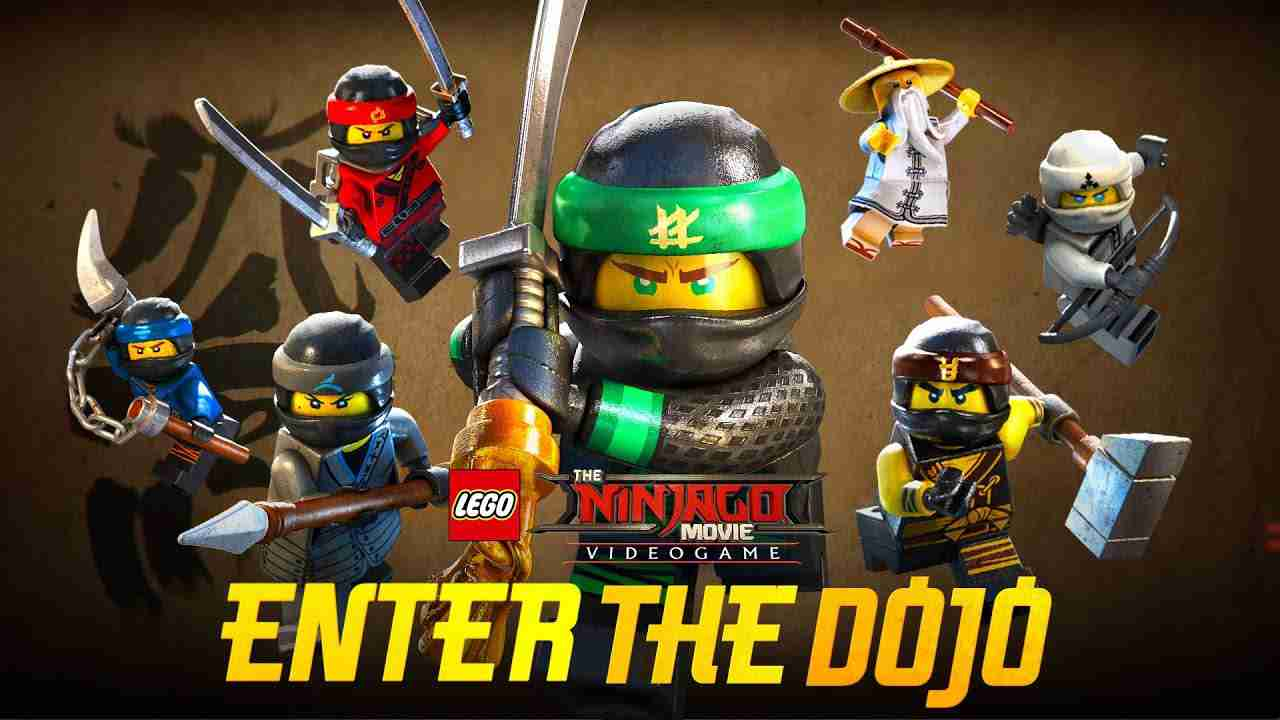 download game The LEGO NINJAGO Movie Video Game crack