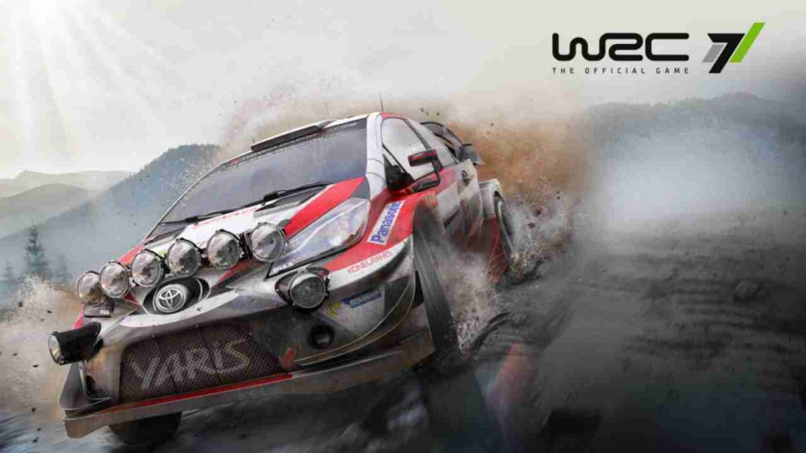 download game WRC 7 FIA World Rally Championship crack