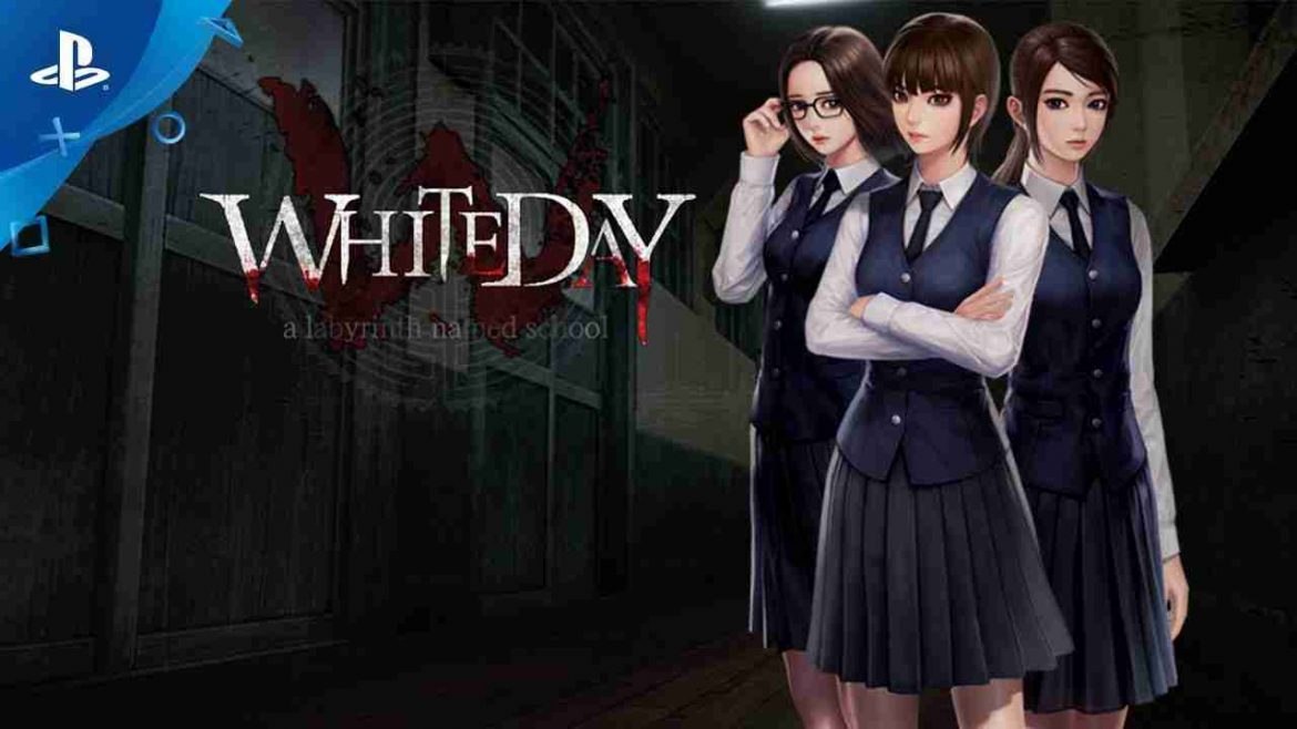 download game Download Game White Day A Labyrinth Named School