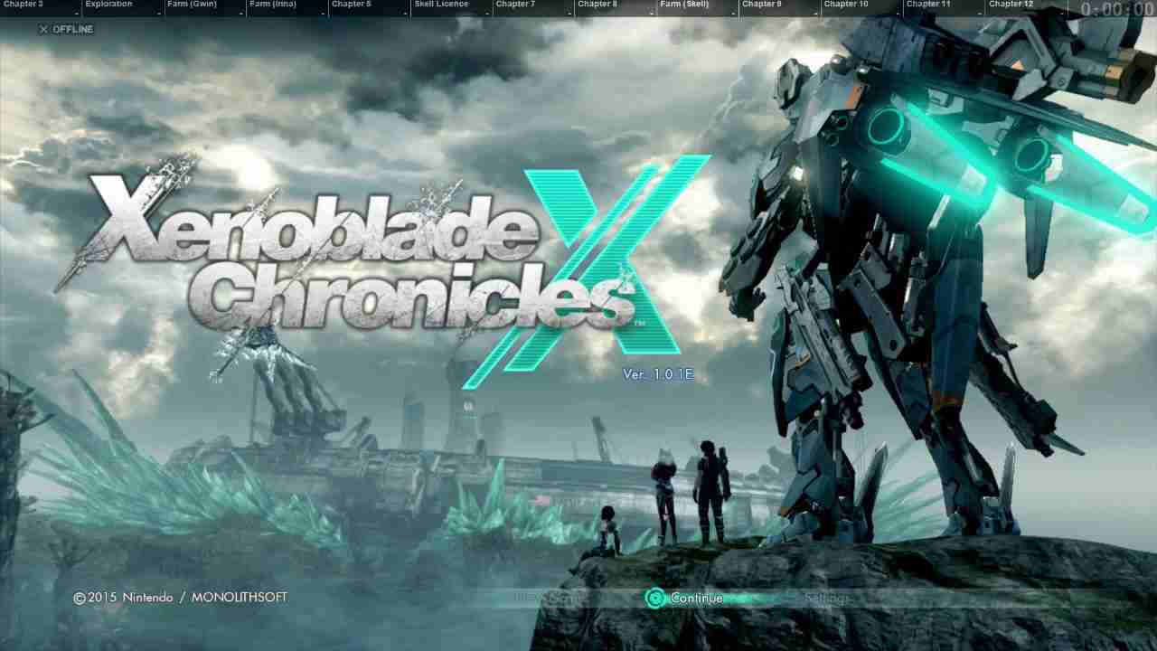 download game Xenoblade Chronicles X crack