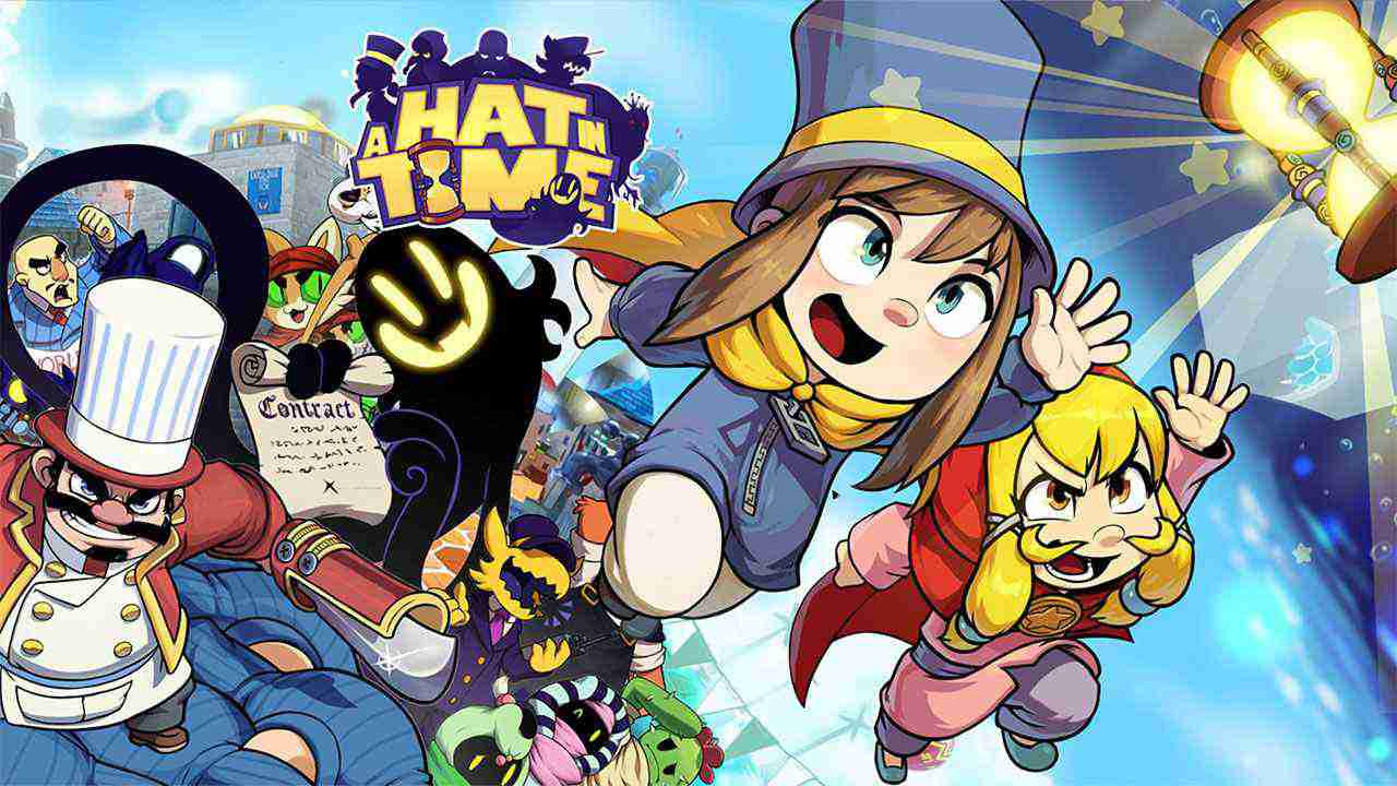 download A Hat in Time crack