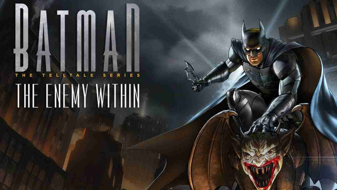 download game Batman The Enemy Within crack