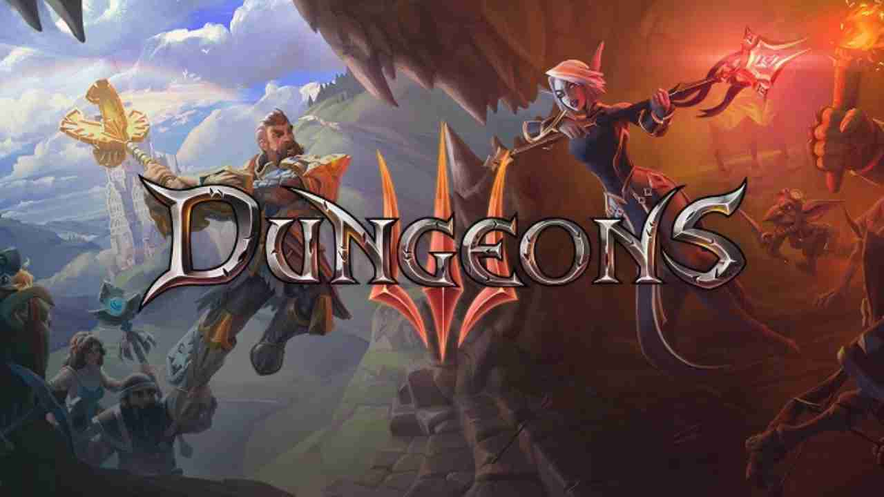 download game Dungeons 3 crack