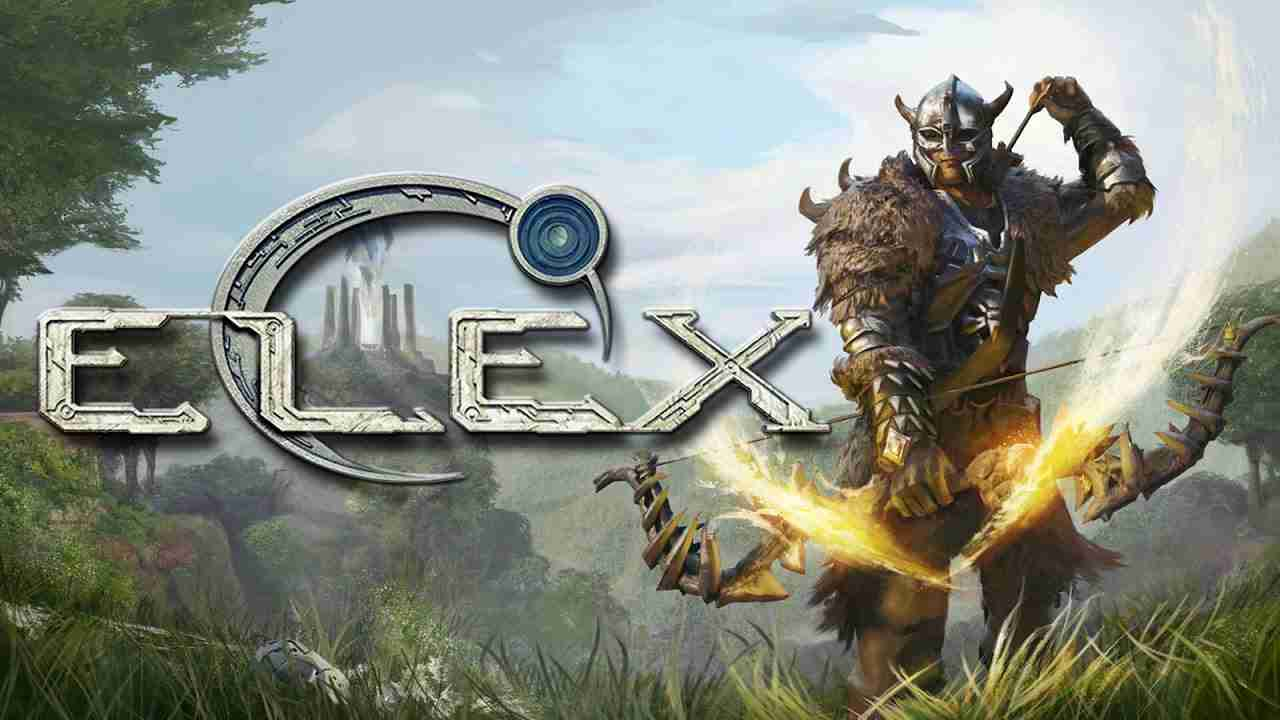 download ELEX crack