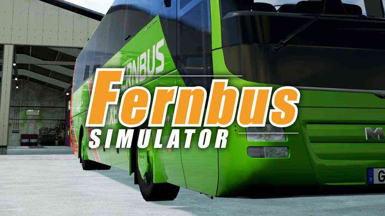 download Fernbus Simulator crack