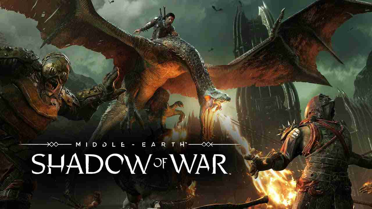 download game Middle Earth: Shadow of War crack