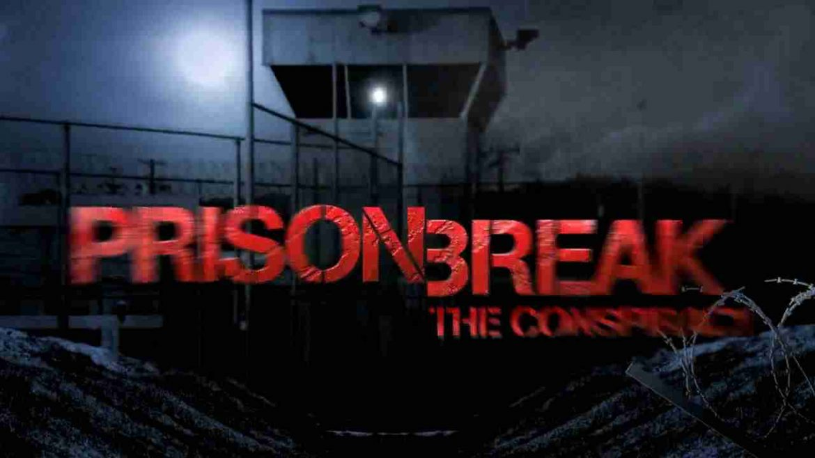 download game Prison Break The Conspiracy crack