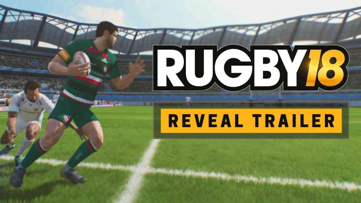 download game RUGBY 18 crack