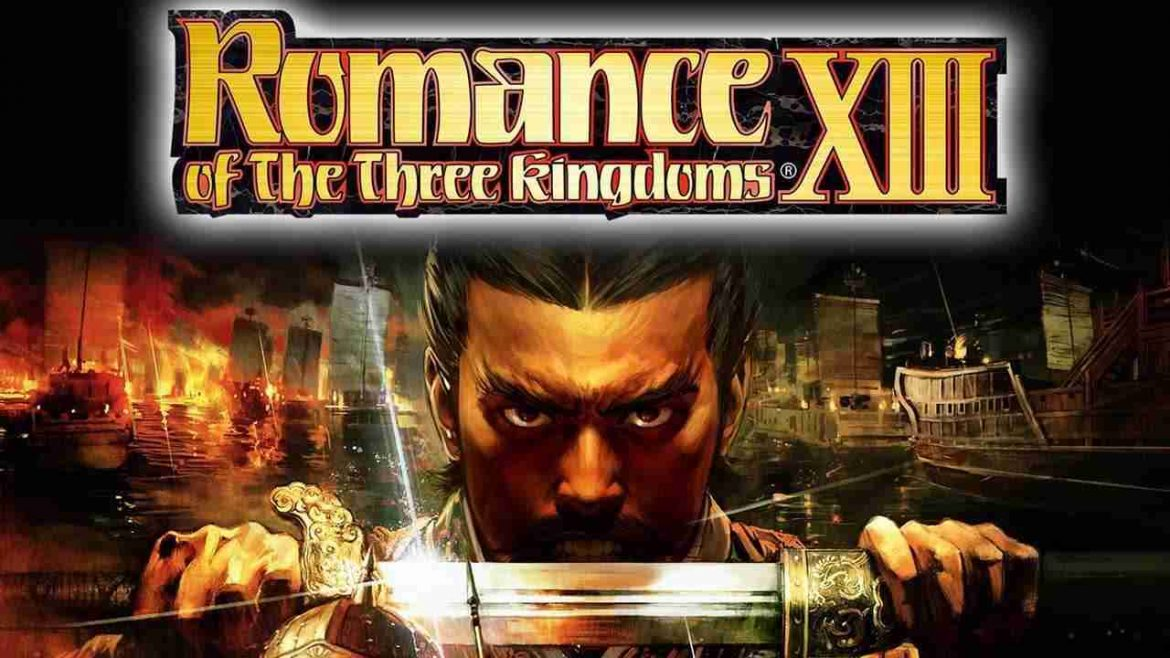 download Romance of the Three Kingdoms 13 crack