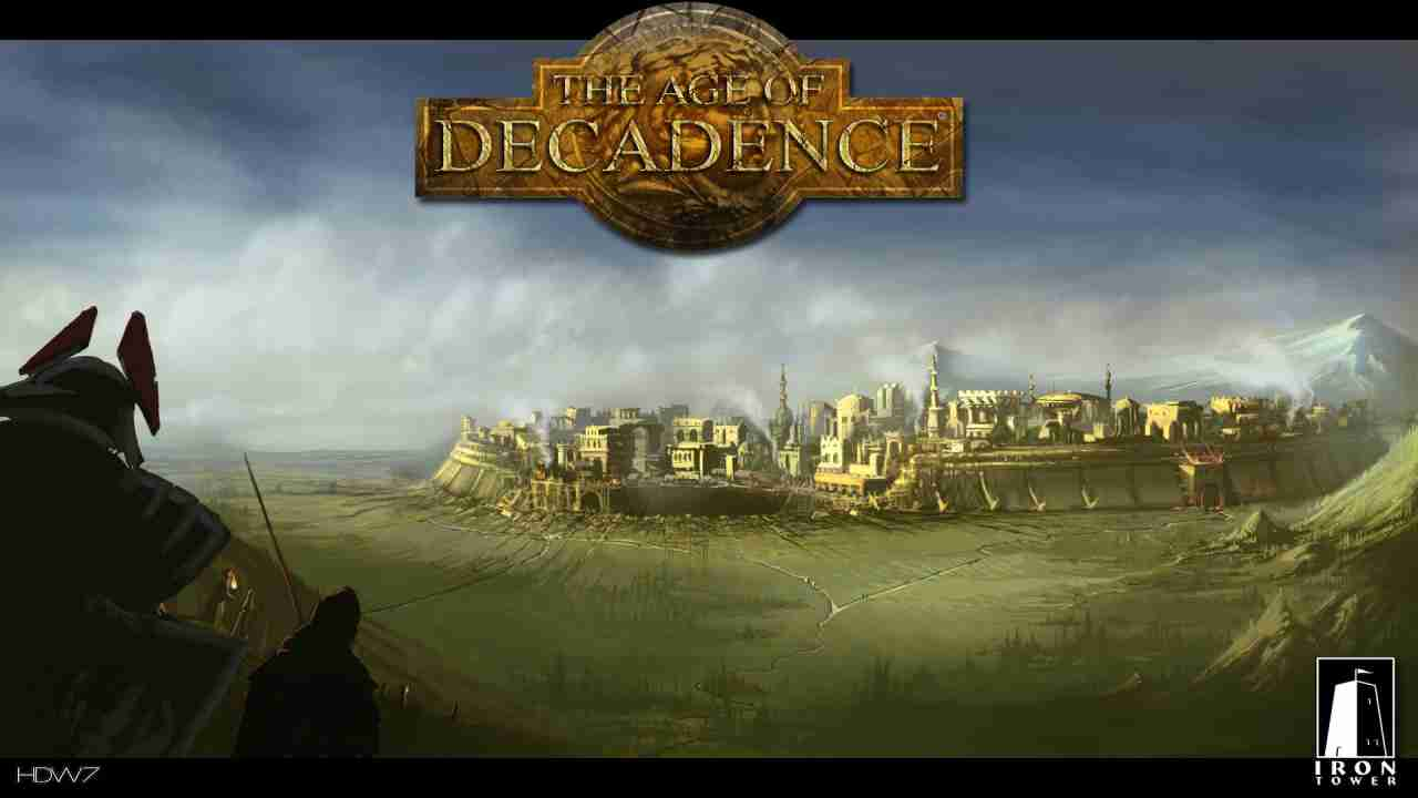download game The Age of Decadence crack