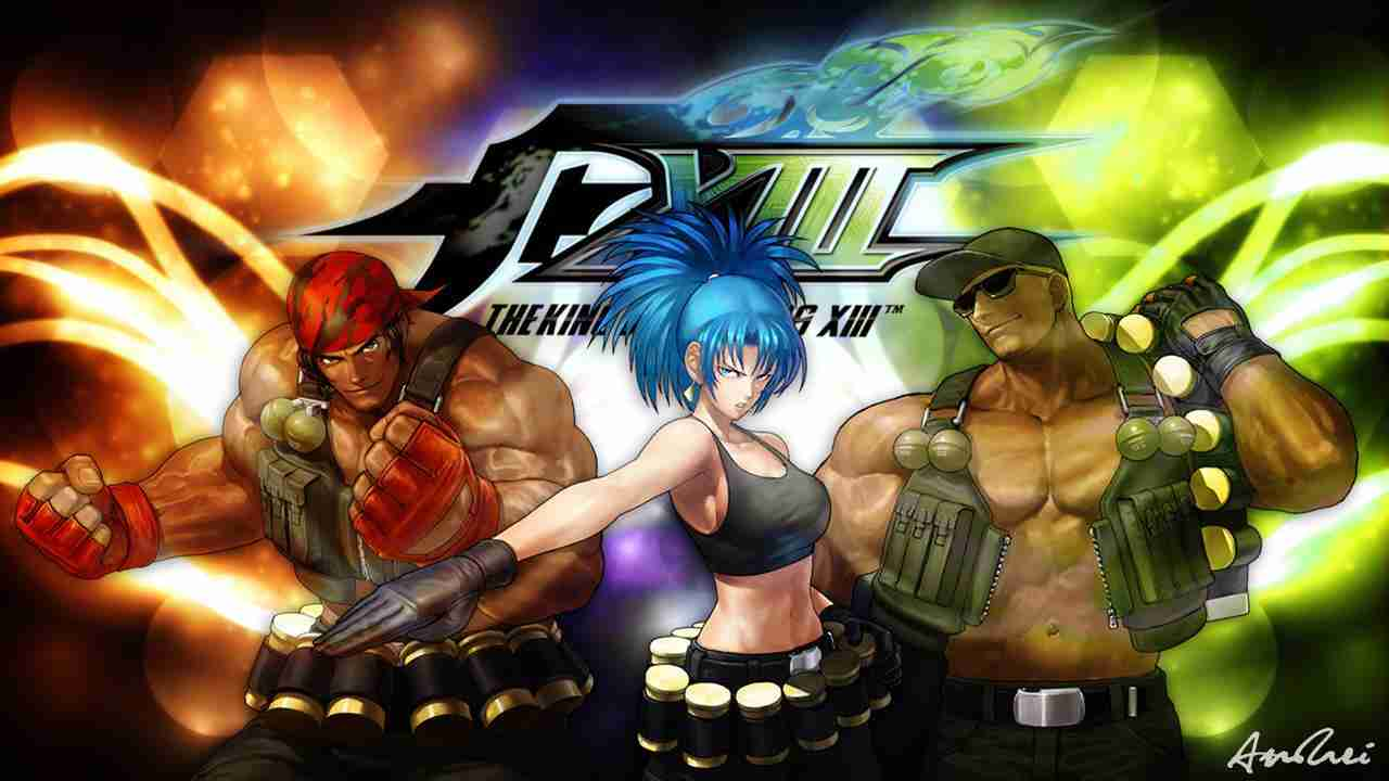 download game The King Of Fighters XIII crack
