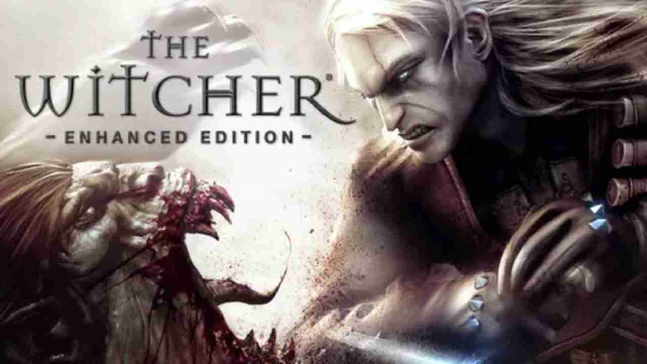 download The Witcher Enhanced Edition crack
