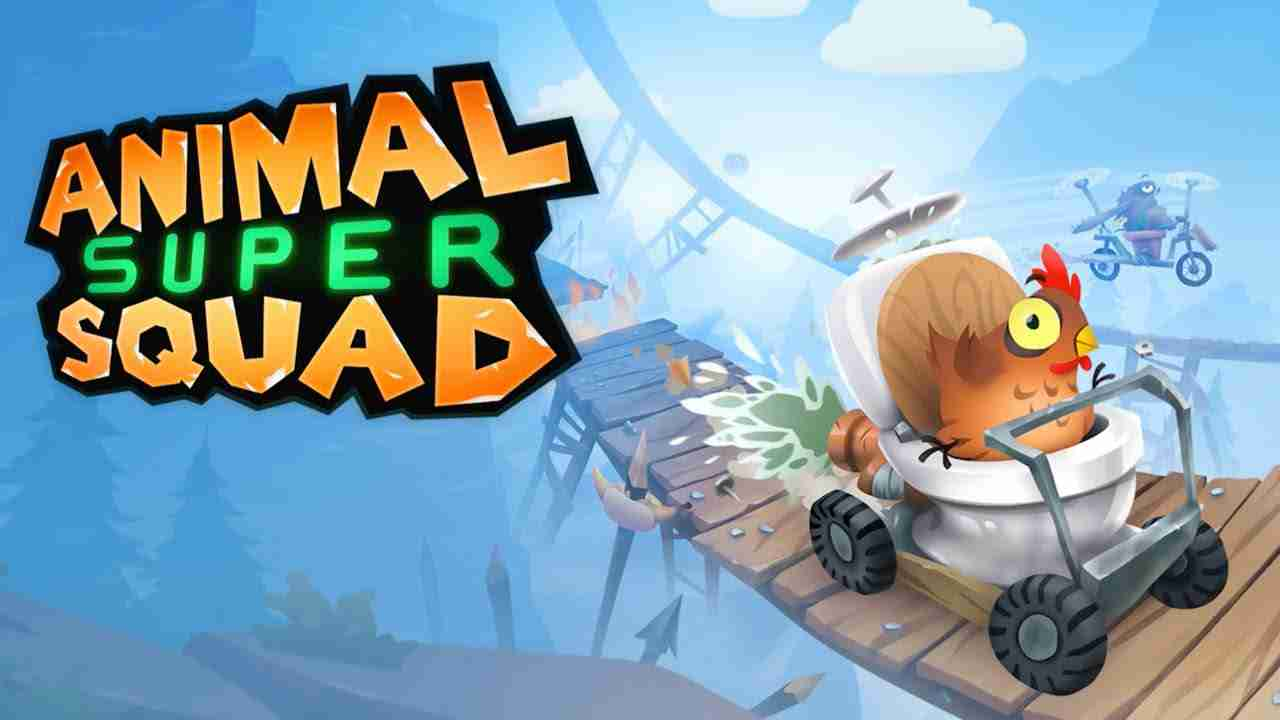 download Animal Super Squad full crack