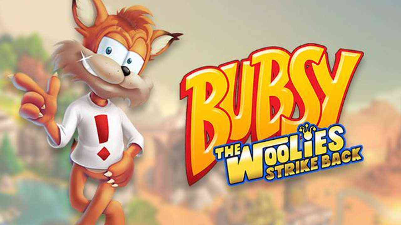 download Bubsy The Woolies Strike Back crack