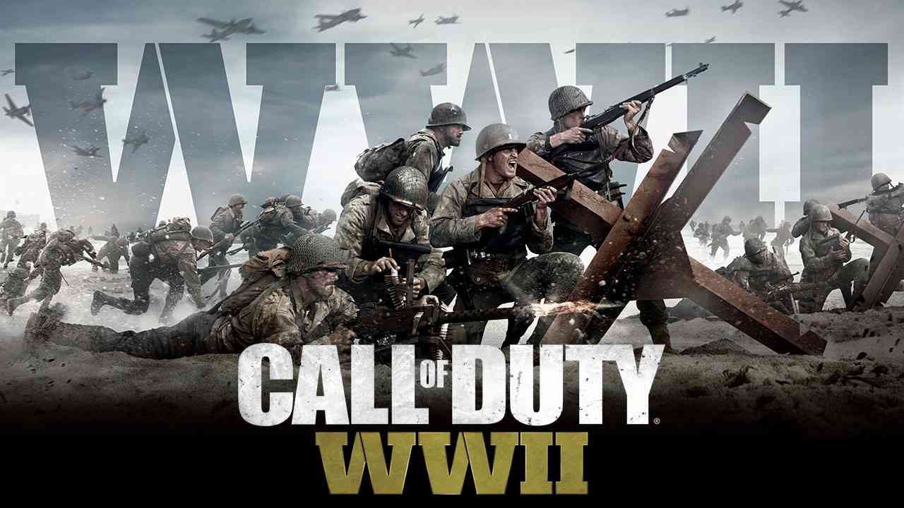 download game Call of Duty WWII crack