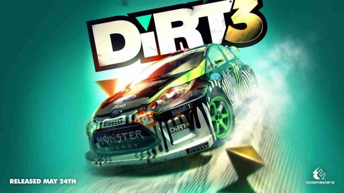 download DiRT 3 full crack