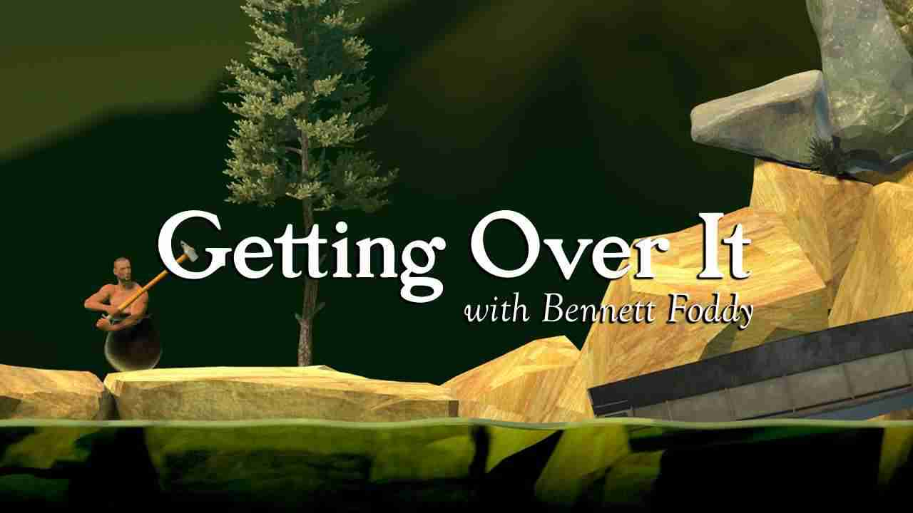 download Getting Over It with Bennett Foddy crack