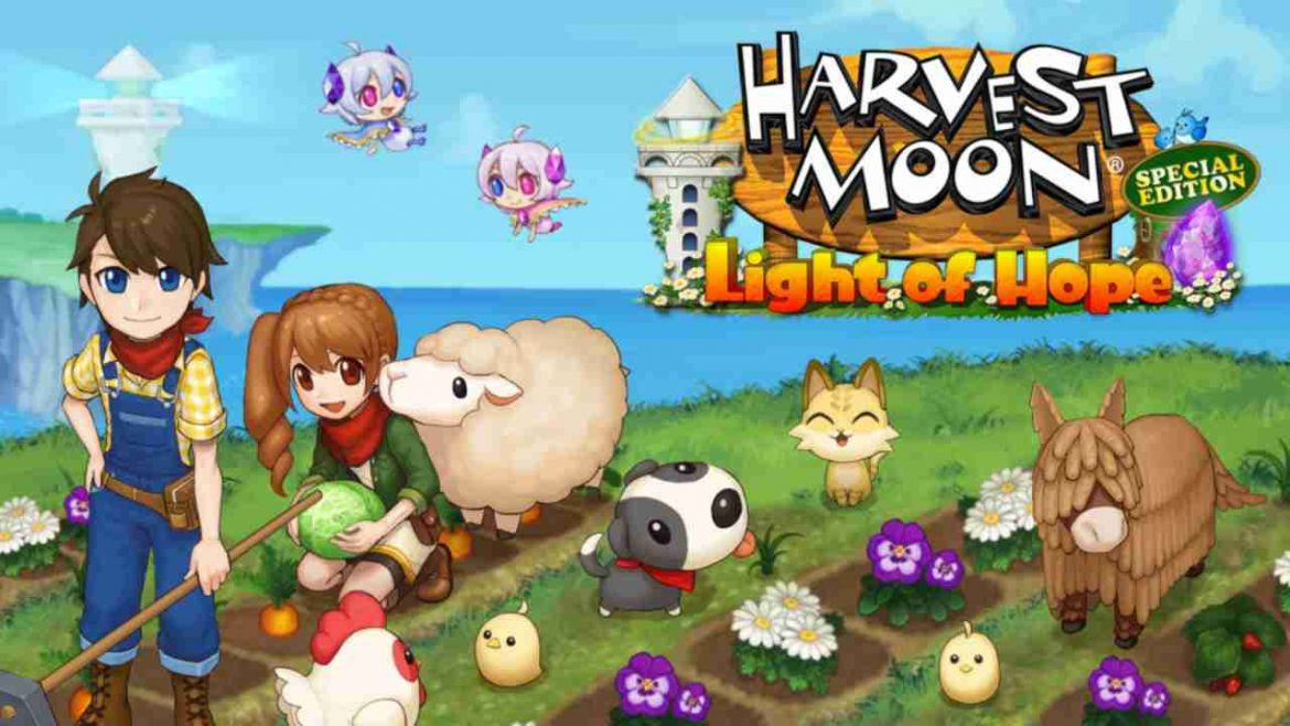 download Harvest Moon Light of Hope crack