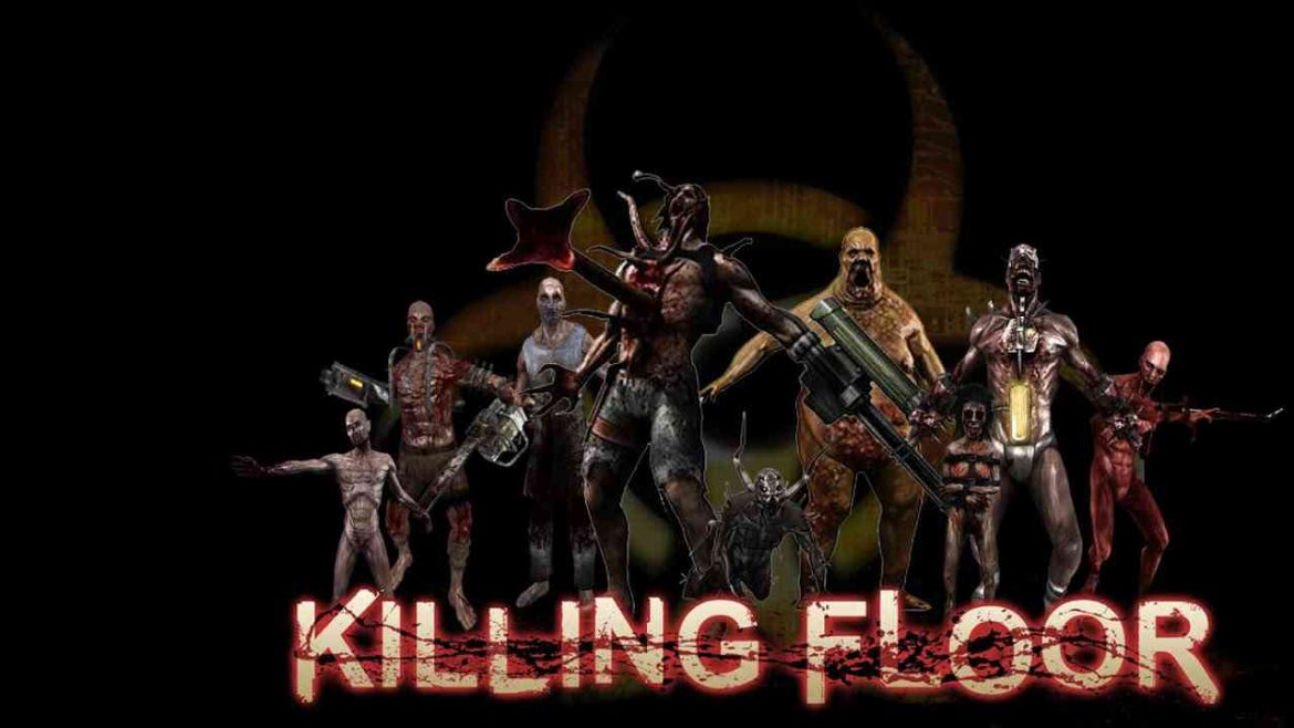 download Killing Floor crack