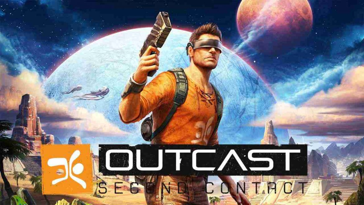 download game Outcast Second Contact crack