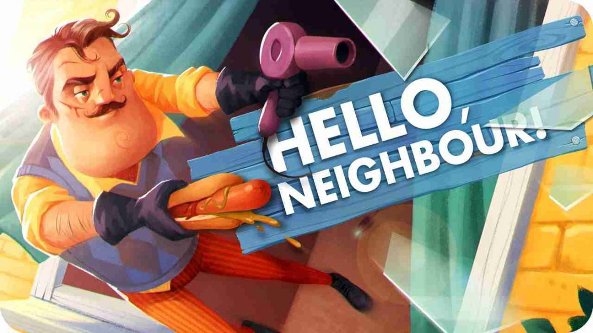download game Hello Neighbor crack