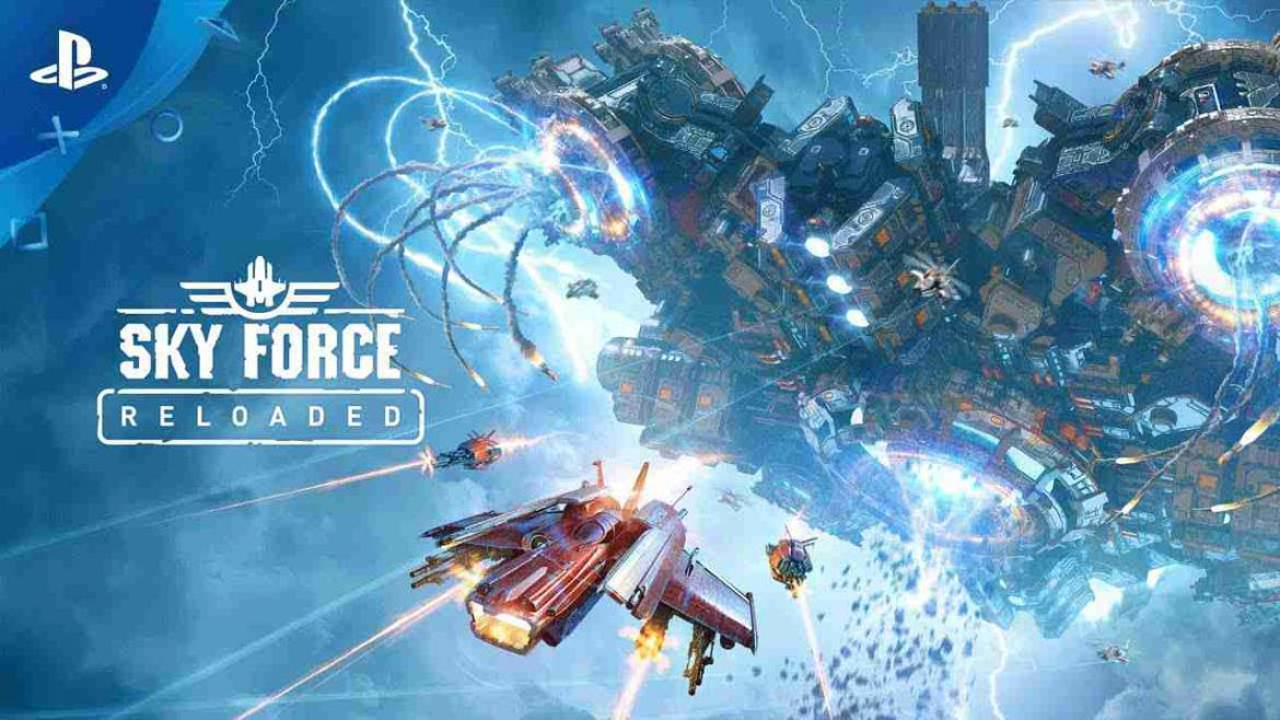 download Sky Force Reloaded crack