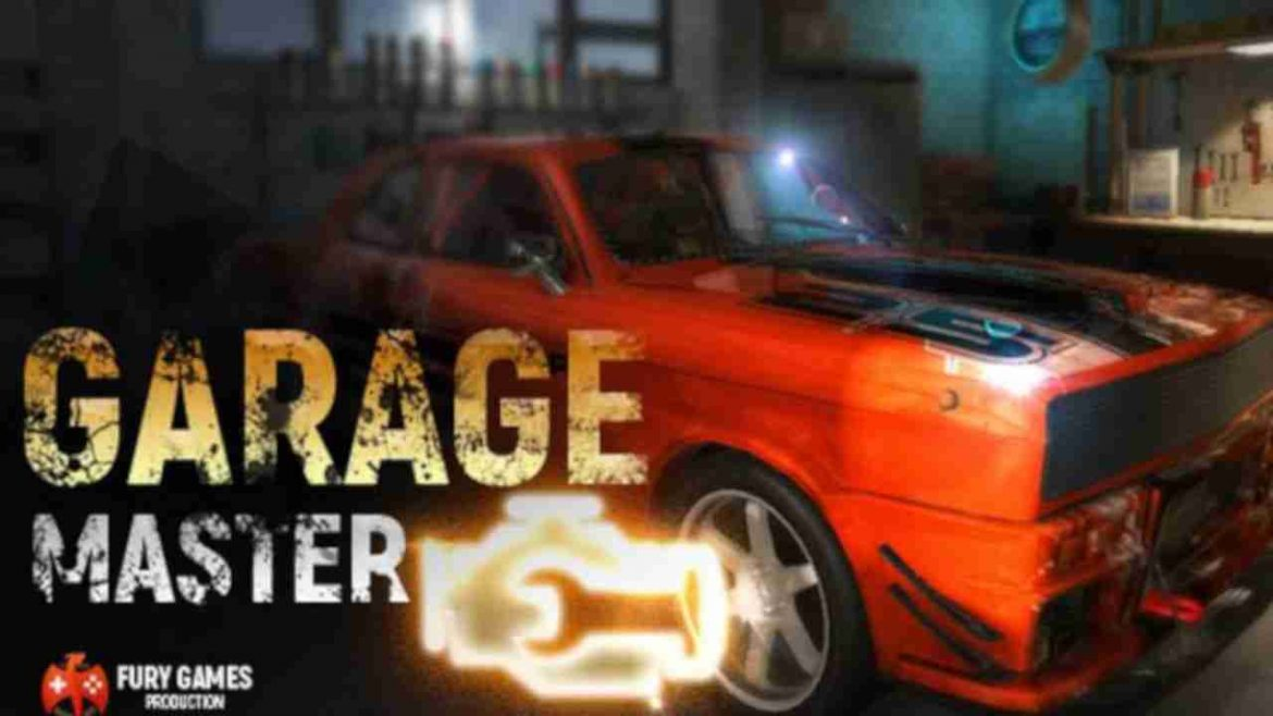 download game Garage Master 2018