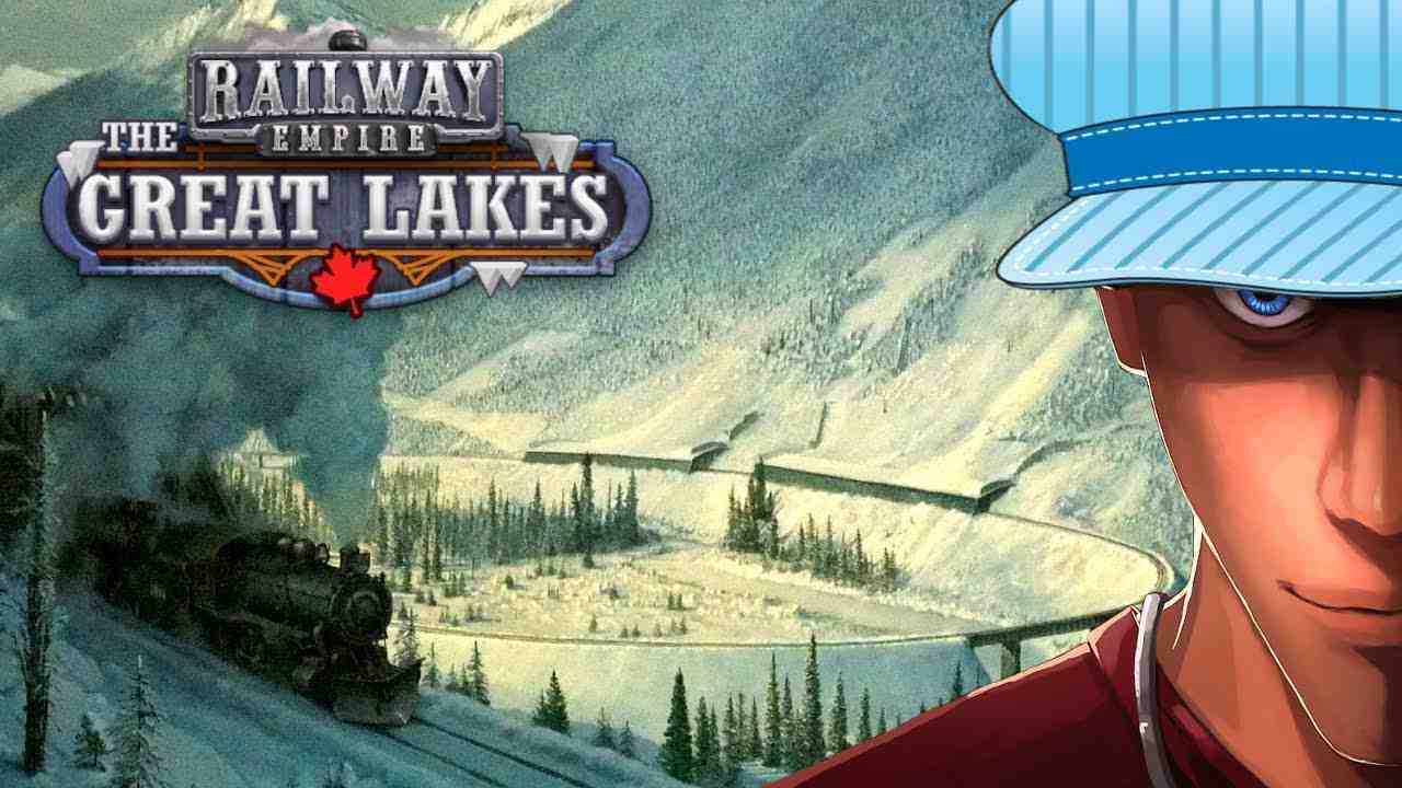 Railway Empire - The Great Lakes crack
