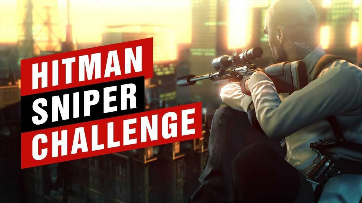 download Hitman Sniper Challenge crack