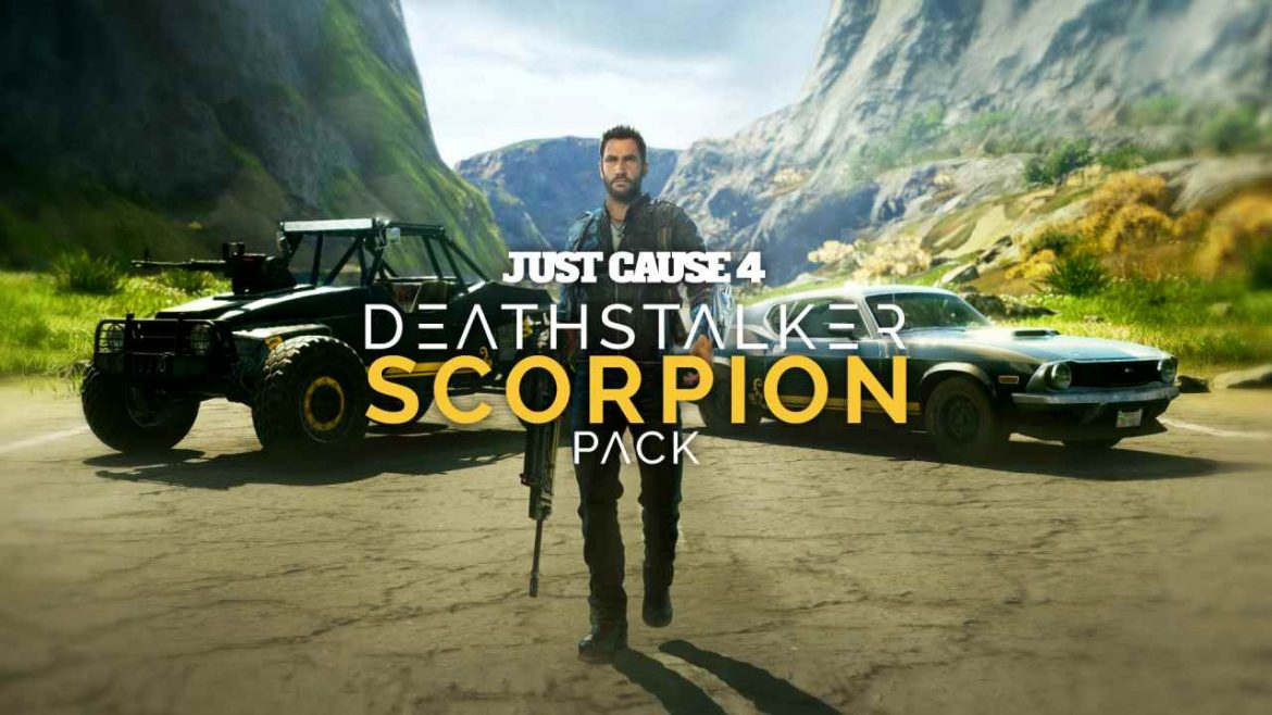 download Just Cause 4 crack