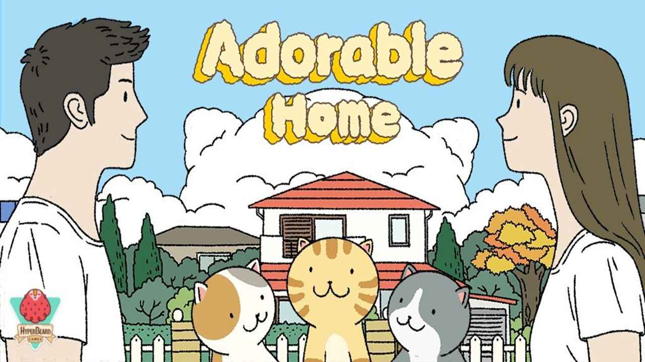 download game Adorable Home full tim