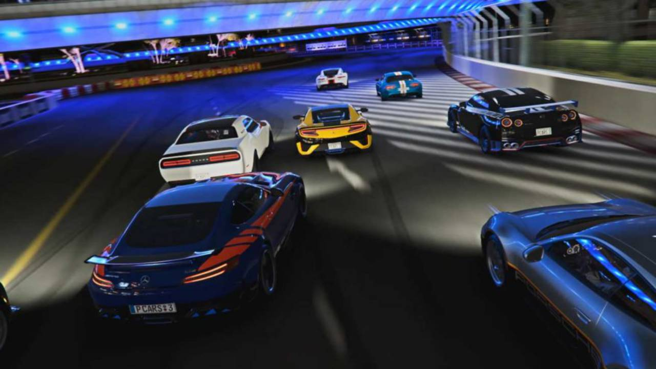 tai game Project CARS 3 crack