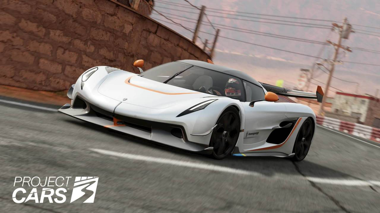 Project CARS 3 full crack