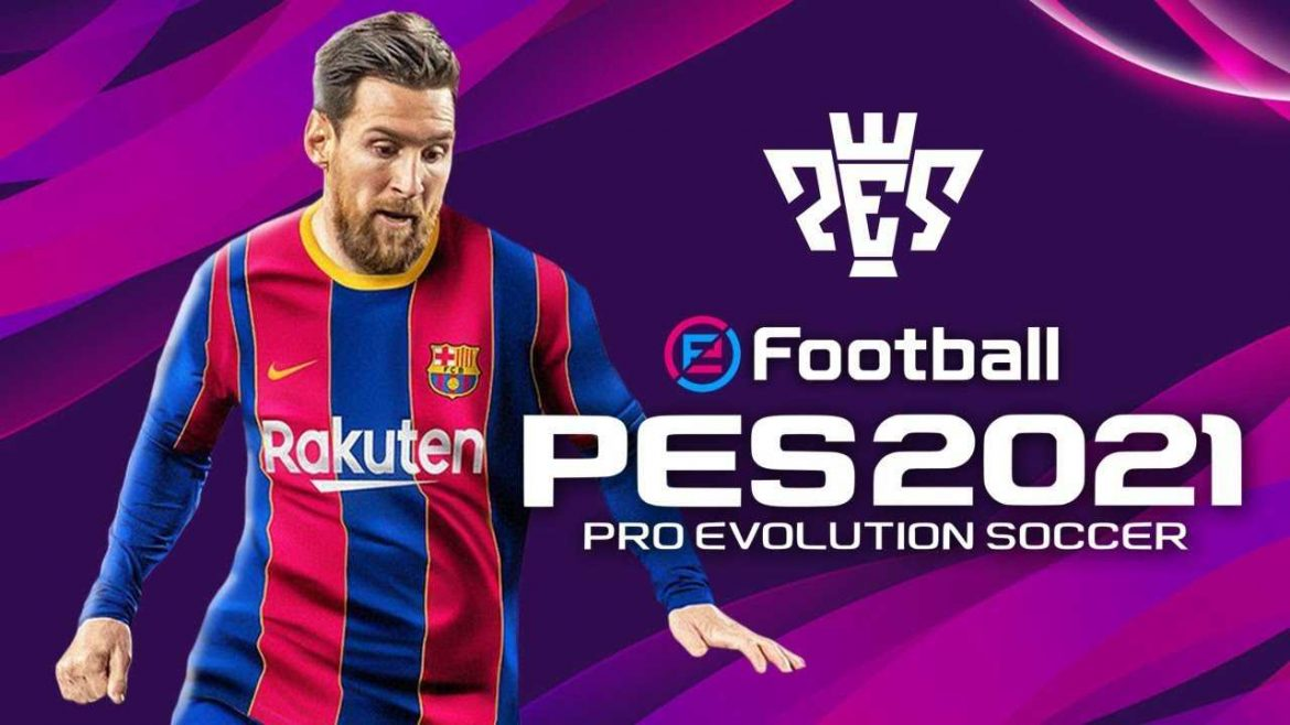 tai game eFootball PES 2021 crack