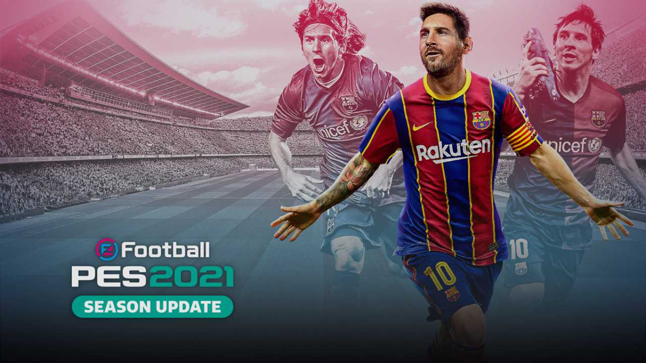 tai game eFootball PES 2021 full crack