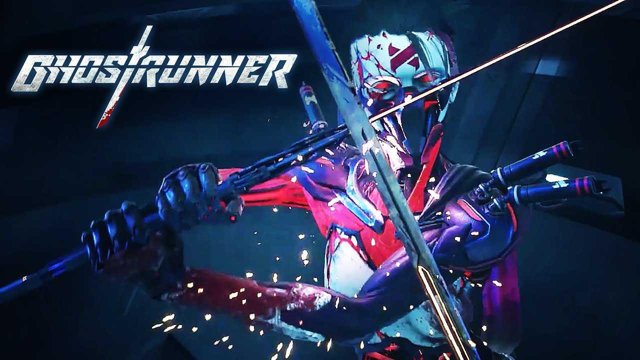 download Ghostrunner crack fshare