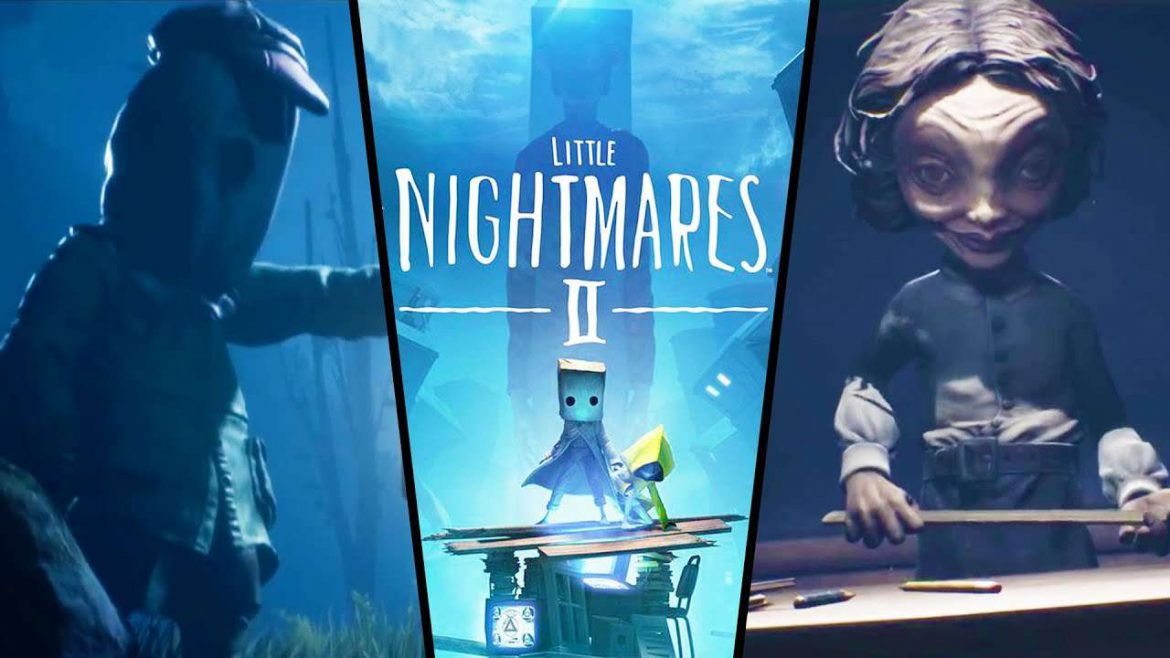 tai game Little Nightmares II crack
