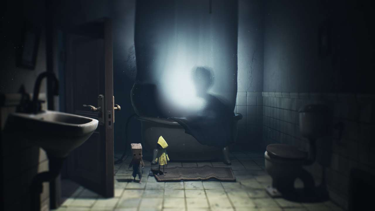 download game Little Nightmares II